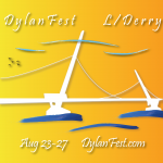 DylanFest Derry Logo - Peace Bridge